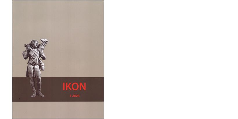 IKON 1 – 2008</br>Tema broja:<i>Kristološke teme – Riječ i slika u kršćanskoj ikonografiji</i>