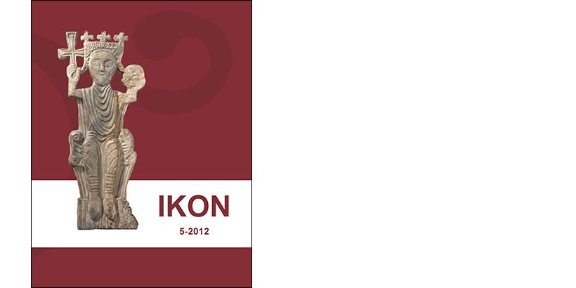 IKON 5 – 2012</br>Tema broja: <i>Vladar i ikonografija moći</i>