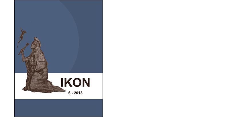 IKON 6 – 2013</br>Tema broja: <i>Vizije</i>