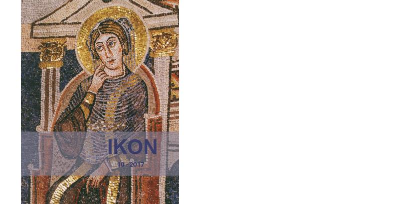 IKON 10 – 2017</br>Tema broja: <i>Marijanska ikonografija na istoku i zapadu</i>